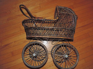 Antique stroller