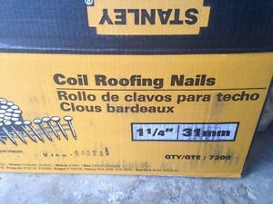 Cool roofing nails