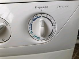 Zanussi By Electrolux Washing Machine - White