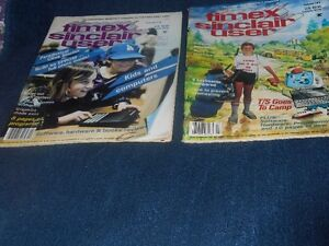 Timex Sinclair User Magazines for sale