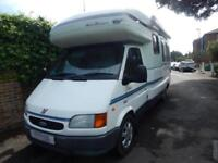 Ford Autosleepers Legend 2.5 litre 4 berth motorhome