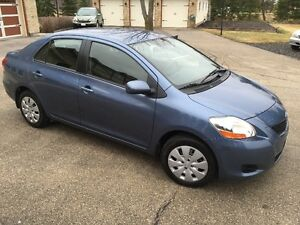 2010 Toyota Yaris; Warranty, Remote Start, Low KMs
