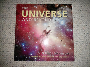 The Universe and Beyond Book NEW Regina Regina Area image 1