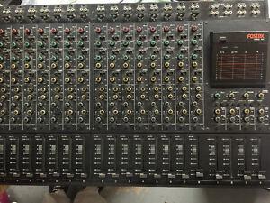 Mixer for sale Fostex model 450