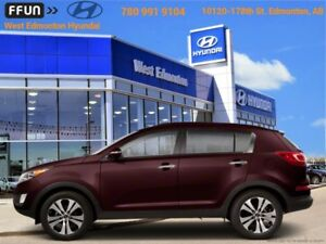 2013 Kia Sportage EX w/Luxury Pkg  Heated Seats, Leather, Blueto