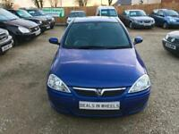 Vauxhall/Opel Corsa 1.2i 16v Breeze