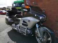 1 OWNER HONDA GL1800D GOLDWING, FULLY LOADED