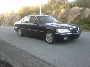 2003 ACURA RL 3.5 !! SUPER LOW KMS !!  SPORTS SEDAN !!