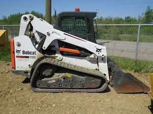 2012 Full load Bobcat T650