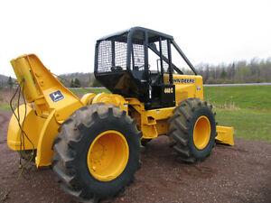 Looking for a skidder