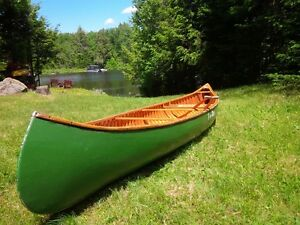 Canot 16' Canoe  Nor West