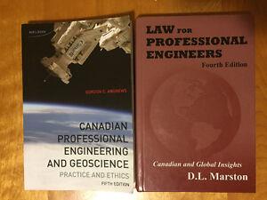 PPE (Professional Practice Examination) Textbooks