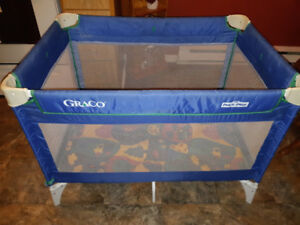 Graco Pack-n-Play Playpen-Great Condition-Folds, $50