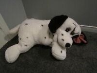 Toy 101 Dalmatian Large Size + BONUS = Minie Dalmatian Figure