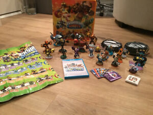 WII U SKYLANDER SWAP FORCE