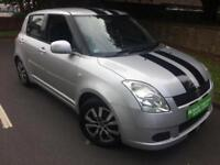 Suzuki Swift 1.3 ( 91bhp ) GL, Genuine Low mileage of 50000 miles !