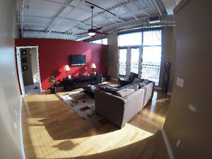 BEAUTIFUL DOWNTOWN 1 BEDROOM LOFT FOR RENT