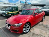 2013 BMW 3 Series 318d SE 4dr RED FULL HISTORY COMPANY OWNED WELL MAINTAINED LOV