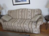couch and matching  chair and recliner