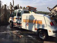 Iveco 65C15 Crew Cab Spec Lift