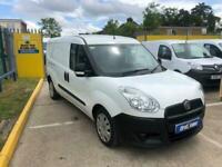 2014 Fiat Doblo 1.3 Multijet 16V Van Start Stop PANEL VAN Diesel Manual