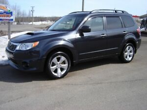2010 SUBARU FORESTER***XT LIMITED***TURBO***HEATED LEATHER***
