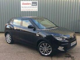 image for 2018 Ssangyong Tivoli 1.6 D EX 5dr SUV Diesel Manual