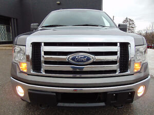 2011 FORD F-150 XLT-ECOBOOST V6, 4X4,ONE OWNER,CLEAN CAR-PROOF!!