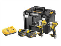 Dewalt DCK276T2T Combi Drill and Impact Driver 18V Kit 2 x 6.0Ah FLEXVOLT BAT BRAND NEW WITH INVOICE