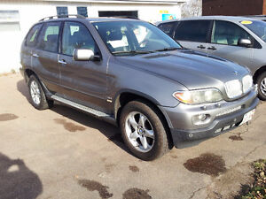 2004 BMW X5 3.0 SUV, Crossover,LIC & INSPECTED.