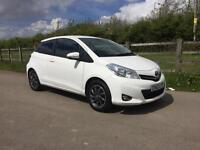 Toyota Yaris 1.0 VVT-i 2012 icon Edition finance available from £20 per week