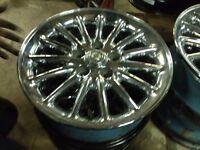 Chrysler 5 x 100 Fits Sebring Mags 4