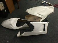 RC51 Race Bodywork (Fiberglass) New