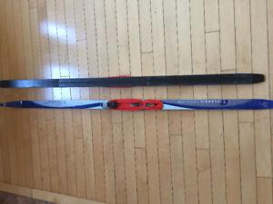 skis de fond pour enfant