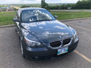 BMW 530i 2006 Fresh Safety