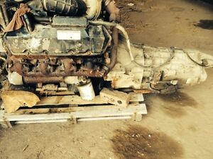 2002 FORD Transmission and Motor