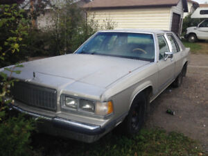 1991 Mercury Grand Marquis Other
