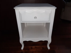 French Provincial Style Night Table