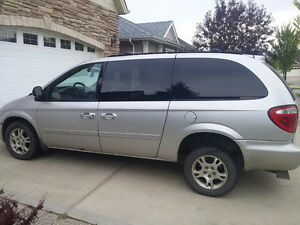 2004 Dodge Grand Caravan wheelchair conversion van