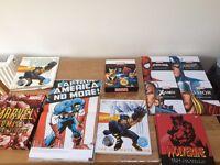 MARVEL SUPERHEROES BOOK JOB LOT