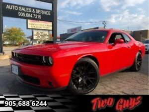 2016 Dodge Challenger R/T - Leather Seats -  Cooled Seats