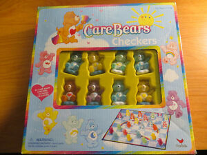 Care Bears Checkers Game