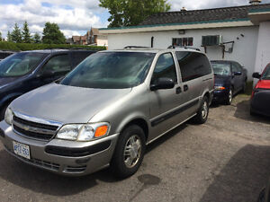 2002 Chevrolet Venture Other