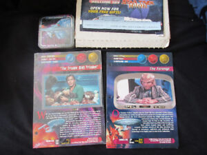 """Star Trek Universe 8"""" X 10"""" Fact and Photo Card Packet of Cards"""