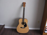 Yamaha Eterna EF-35 Acoustic Guitar