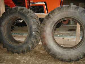 18.4 x 34 Rear tractor tires for sale