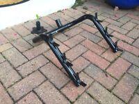 Simbar bicycle rack for 3 bikes