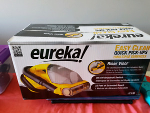 Eureka hand vacume cleaner.