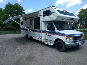 Reliable & Clean Motorhome in Great Mechanical Shape