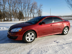 2010 Pontiac G6 for sale